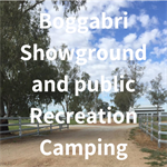 Boggabri Showground and Public Recreation Land Manager