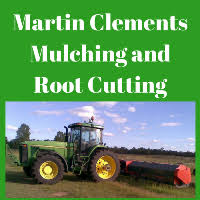 Martin Clements Mulching and Root Cutting